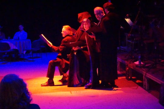 """Lost Nation Theater returns with its annual """"Poe Spooktacular Halloween"""" event in Montpelier."""