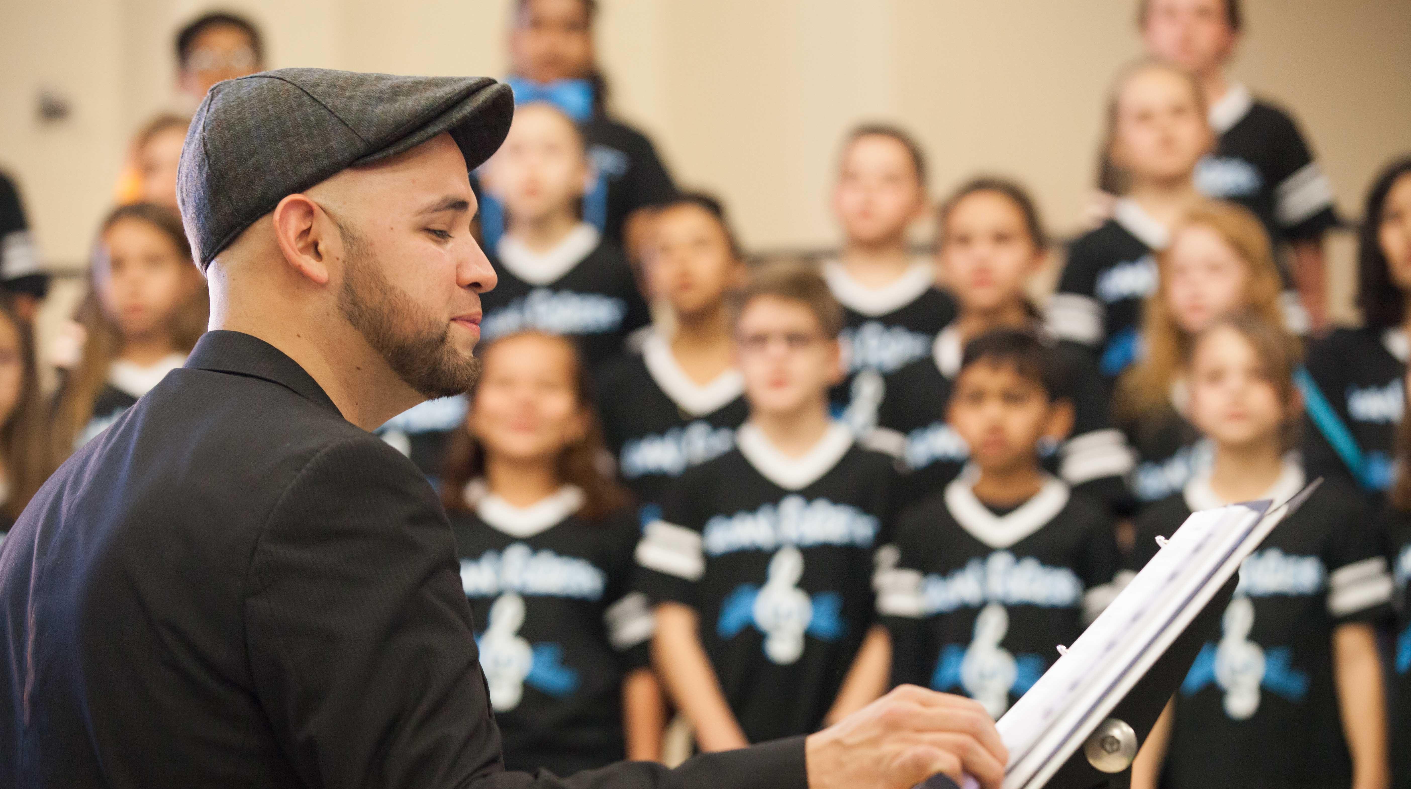 Corpus Christi native selected as semifinalist for 2019 Music Educator Award