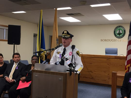 Gloucester Township Police Chief Harry Earle talks about the impact of Project SAVE in his community.