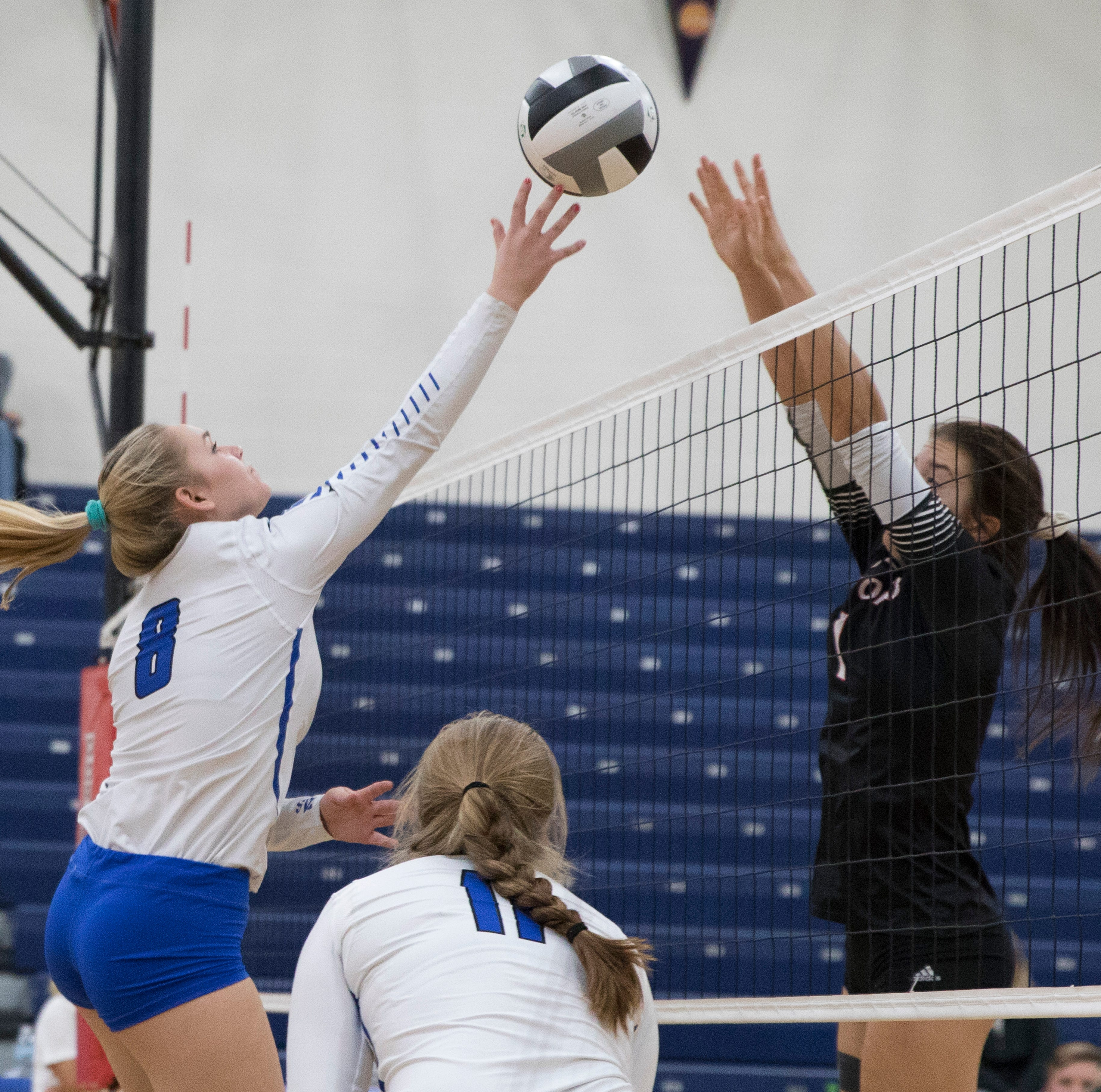 OHIO HS VOLLEYBALL: Southeastern defeats Oak Hill 3-0, advances to sectional final