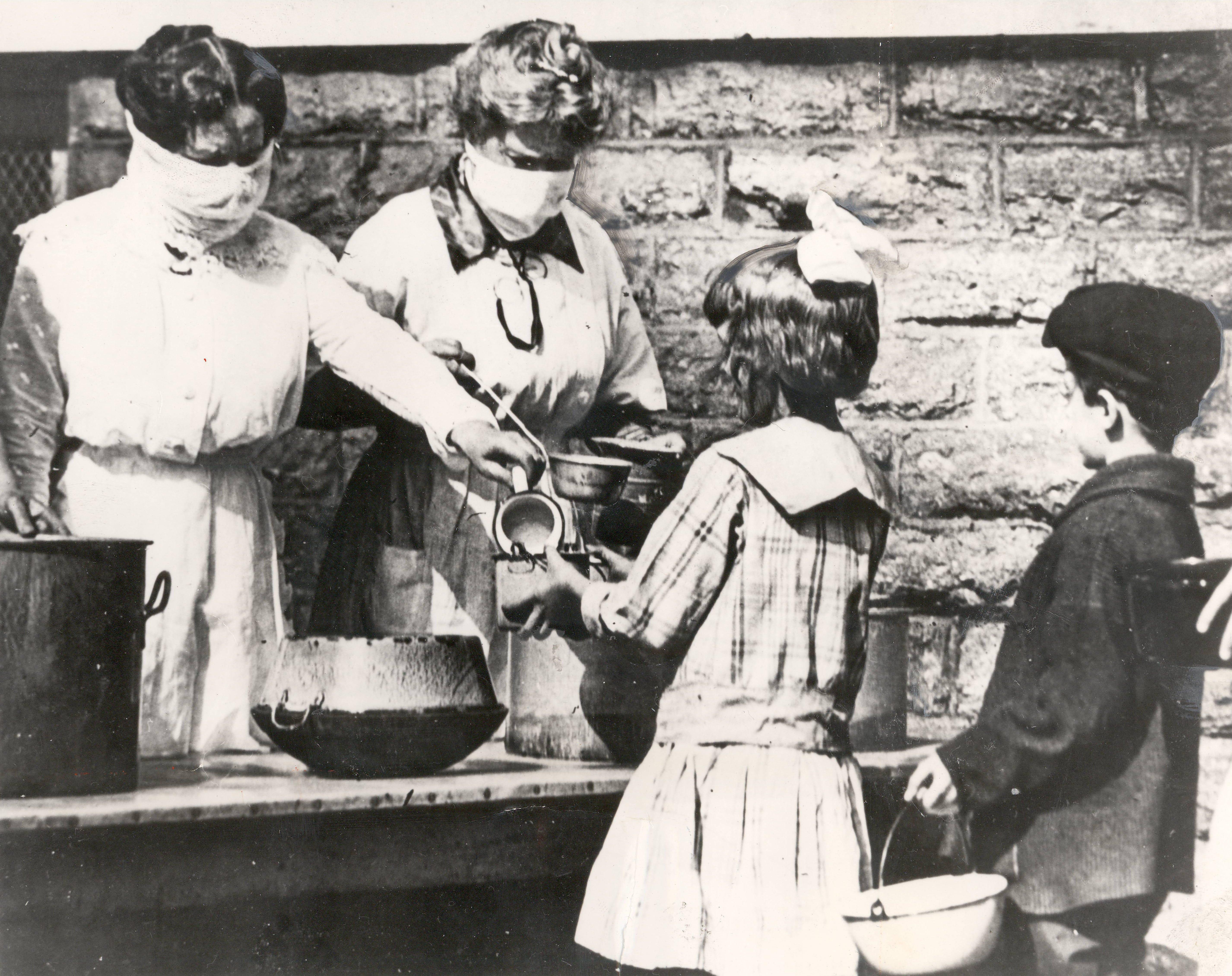 How Did Cincinnati Fight The 1918 Spanish Flu And Did It Work