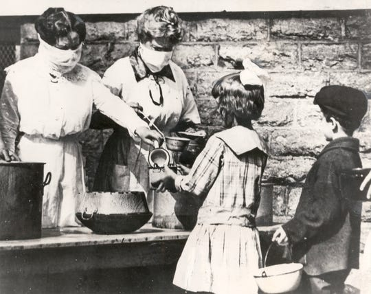 How did Cincinnati fight the 1918 Spanish flu and did it work?