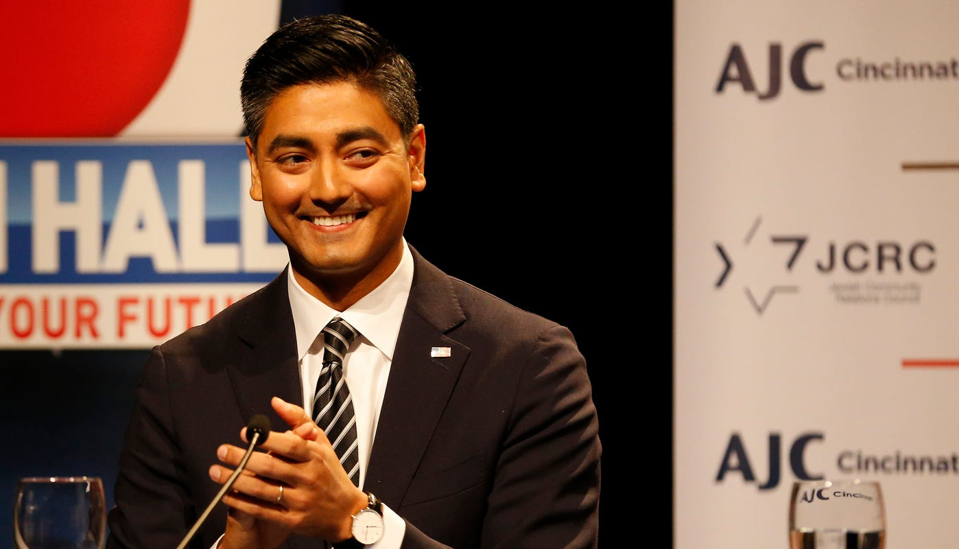 PX column: The return of Aftab Pureval. See why Democrat might run for Congress again in 2020