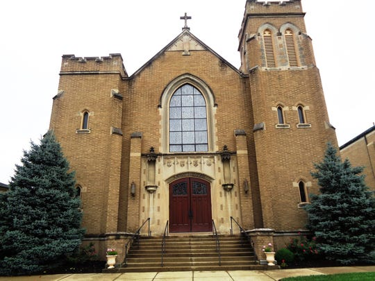"""St. Andrew the Apostle Catholic Church in MIlford, Ohio will host the special """"It's a Grand Old Flag"""" concert to honor veterans on Nov. 9, 2018."""
