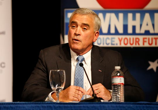 U.S. Rep. Brad Wenstrup wants more answers concerning the death of Kyle Plush.