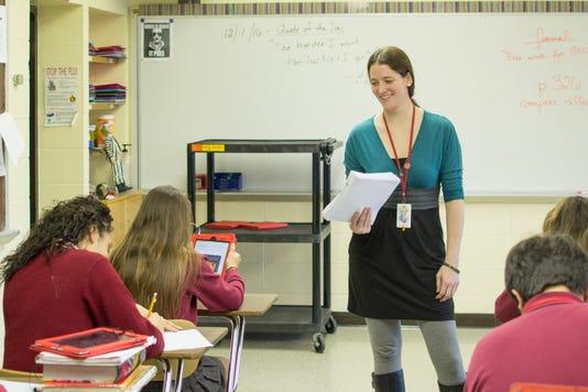 BGA teacher and alumna joining the Peace Corps