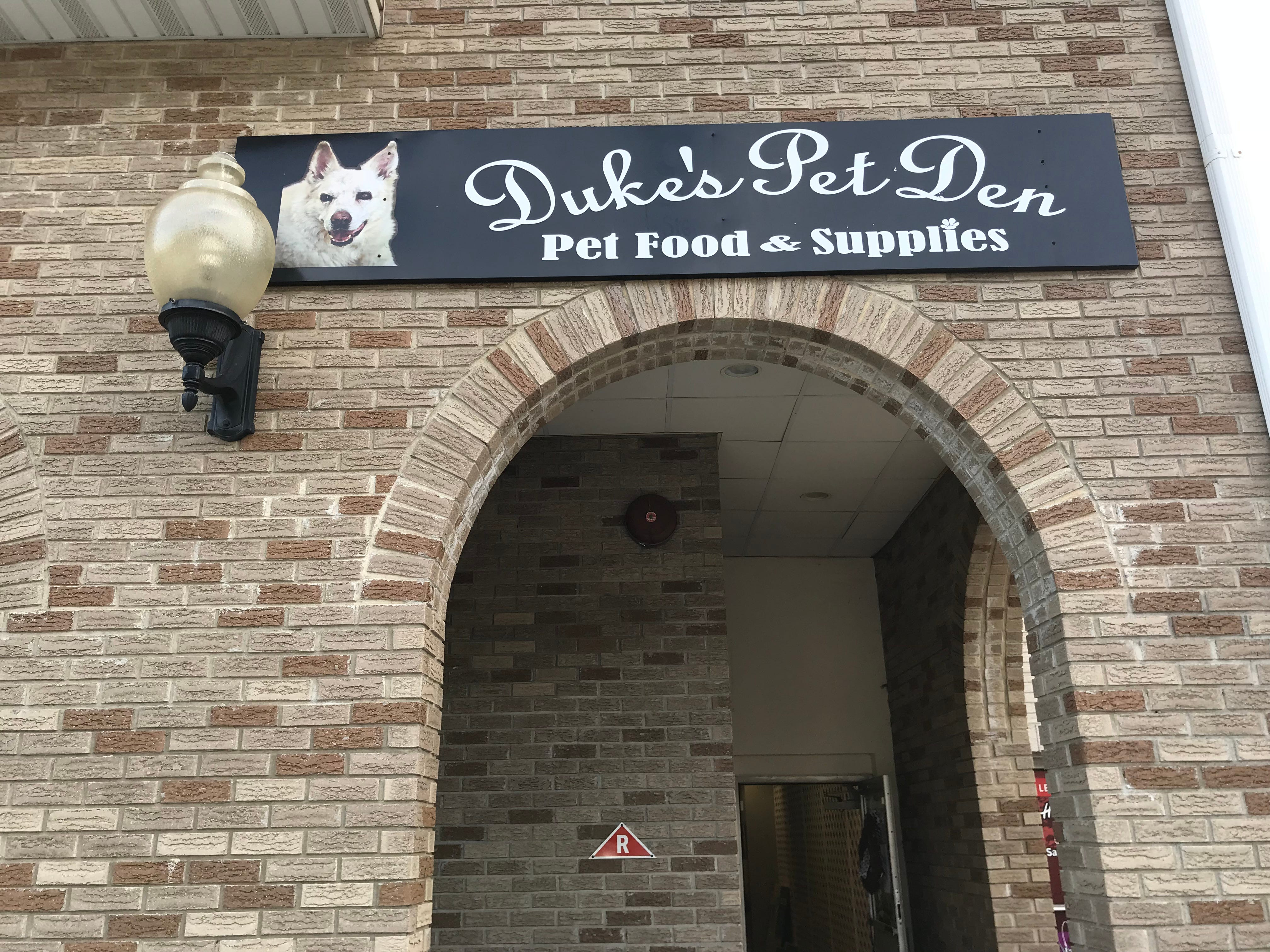 Scotch Plains businesses, such as the new Duke's Pet Den, are expected to get a boost from forthcoming downtown redevelopment.