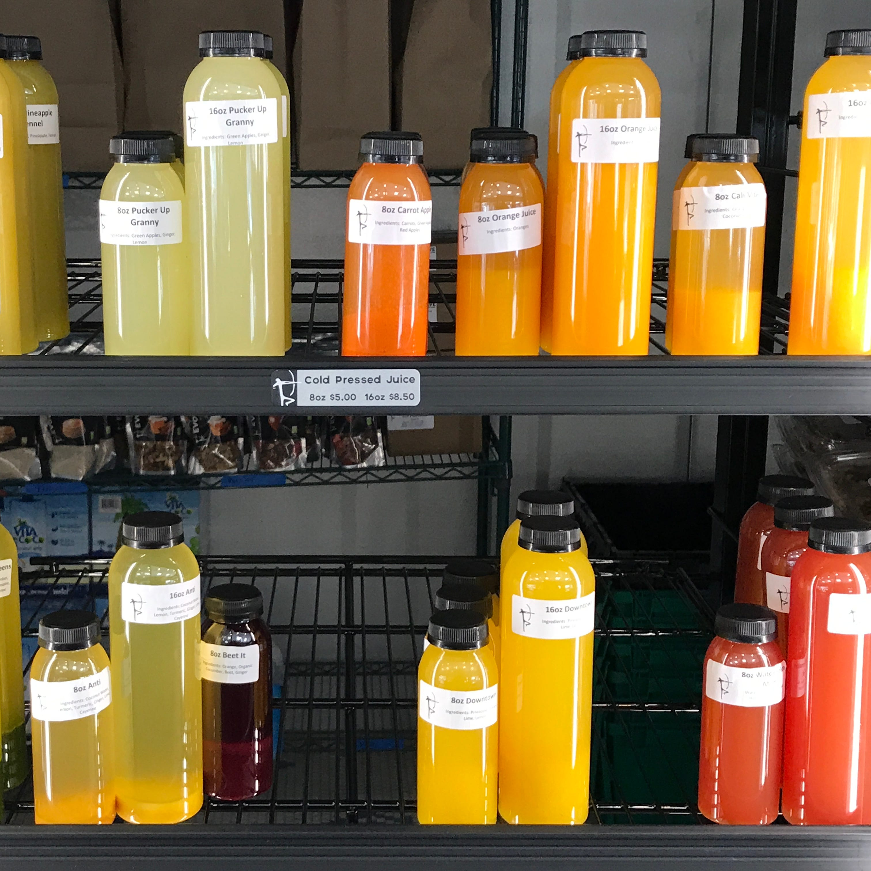 Downtown Des Moines is finally home to a healthy meal prep restaurant and juicery