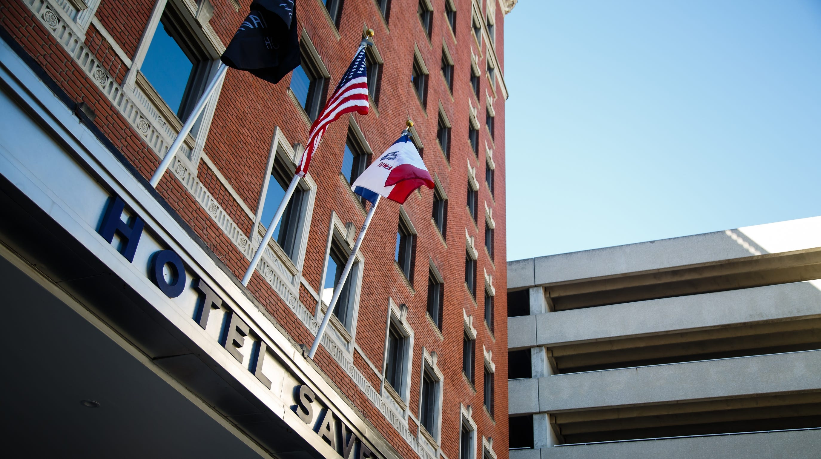 Past the 2-year renovation, historic Savery Hotel is taking reservations