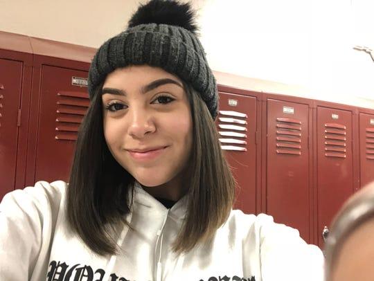 Dani Aguirre, East High School sophomore
