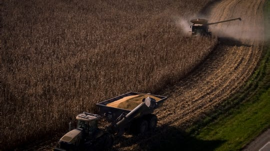 In a difficult year made harder a trade conflict, Iowa farmers have received the largest share of assistance payments from the Trump administration.