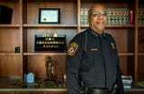 Iowa State graduate and new Ankeny Police Chief Darius Potts talks about moving to central Iowa after working in Arizona.