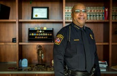 Two minutes with Ankeny Police Chief Darius Potts
