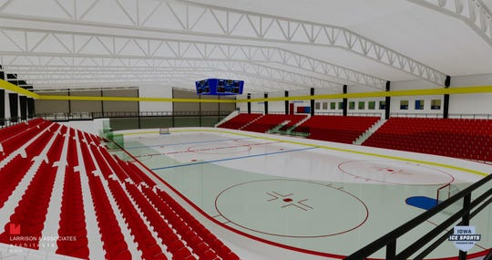 West Des Moines plans to build a $30 million indoor hockey and soccer complex called the MidAmerican Energy Company RecPlex.