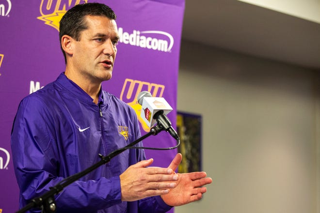 Like all of college basketball, Ben Jacobson and the Northern Iowa Panthers have had a whirlwind of an offseason trying to piece a non-conference schedule together. Games are being cemented for UNI just in time.