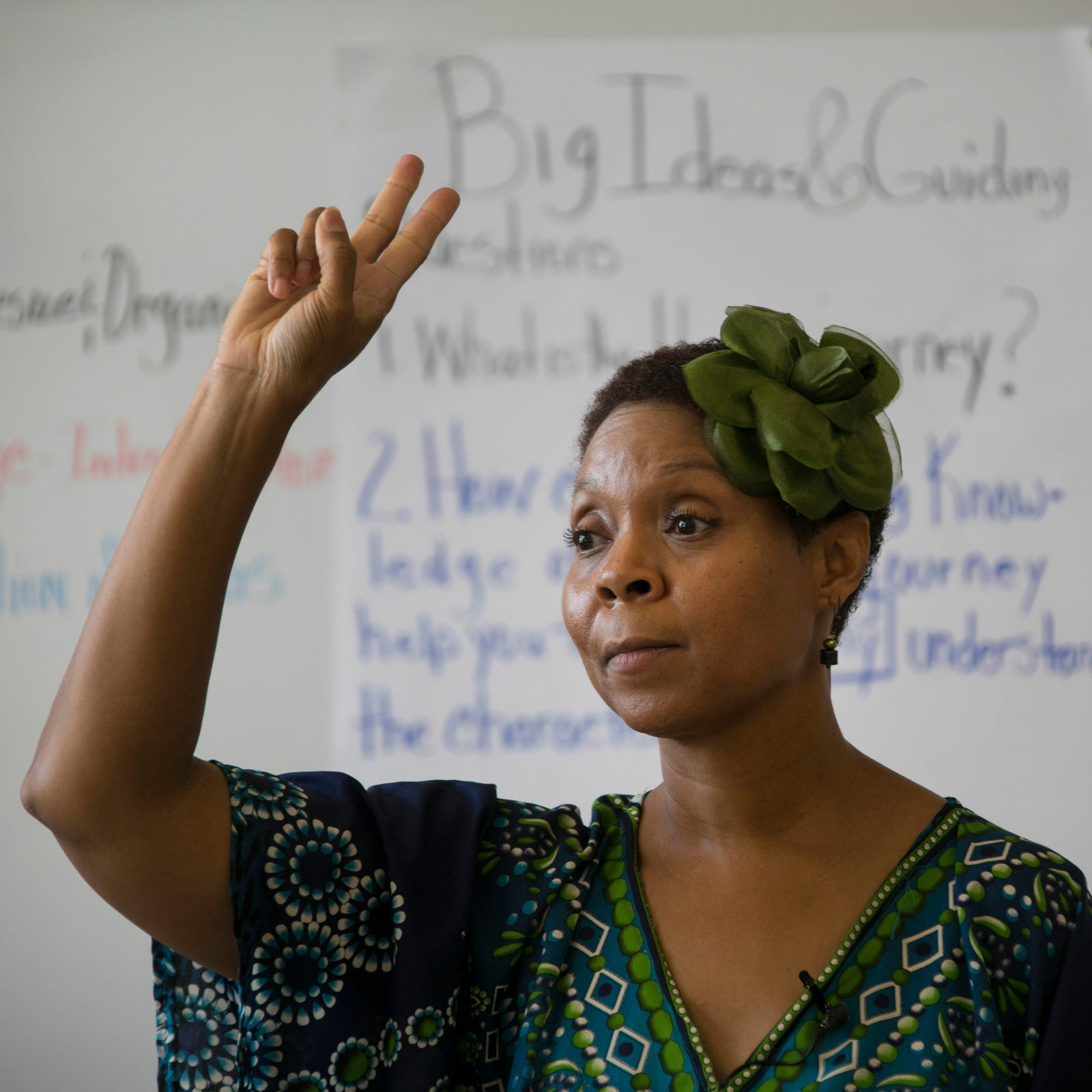 Why Detroit teacher hasn't left troubled school district