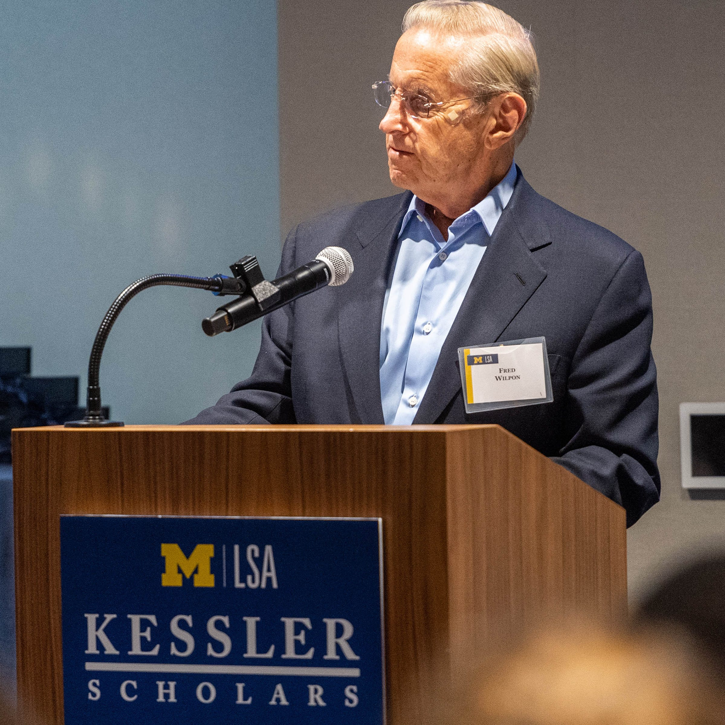 How Mets owner Fred Wilpon helps first-generation students at U-M