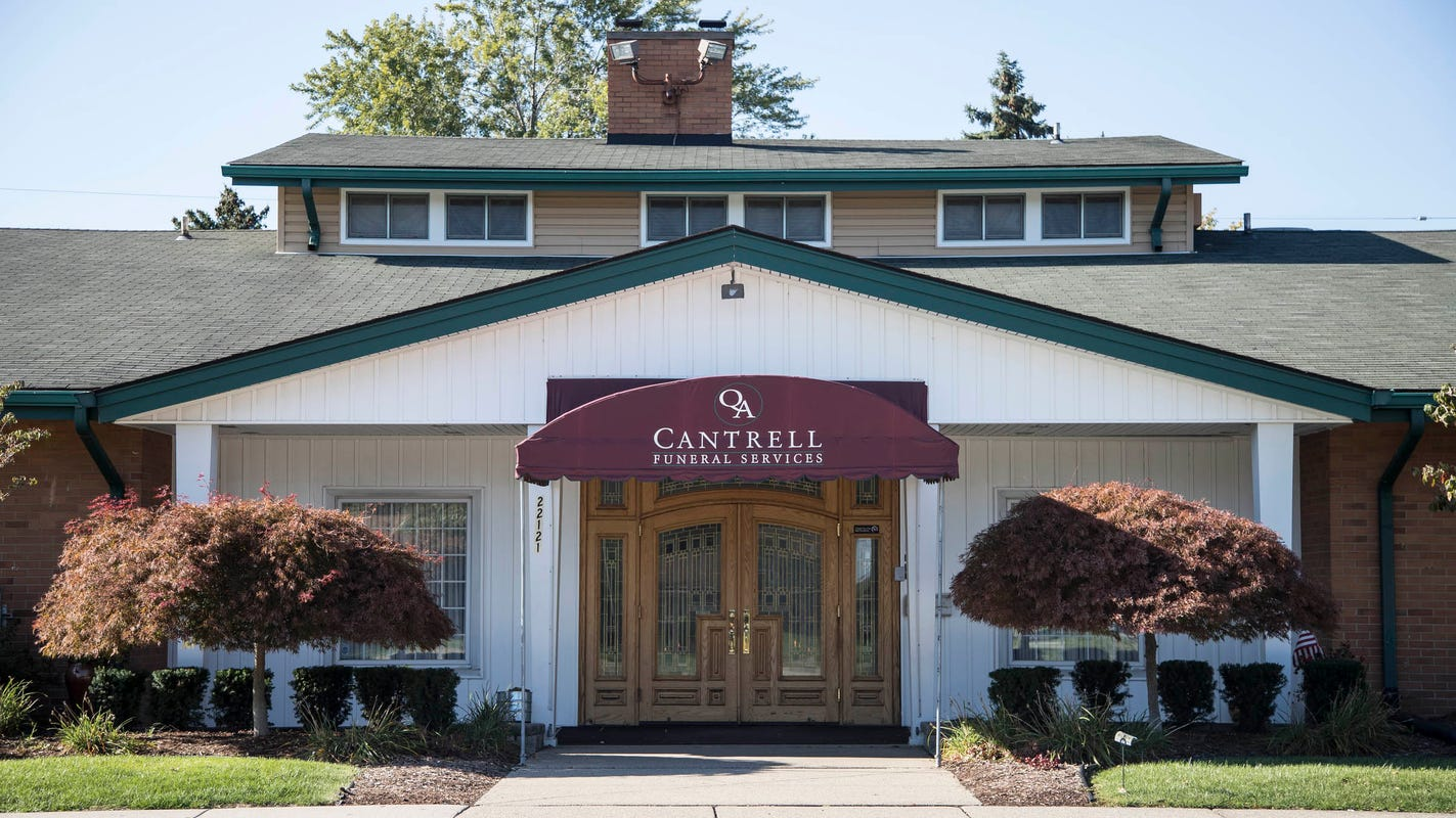 Attorney: No problems at Eastpointe's Cantrell funeral home on