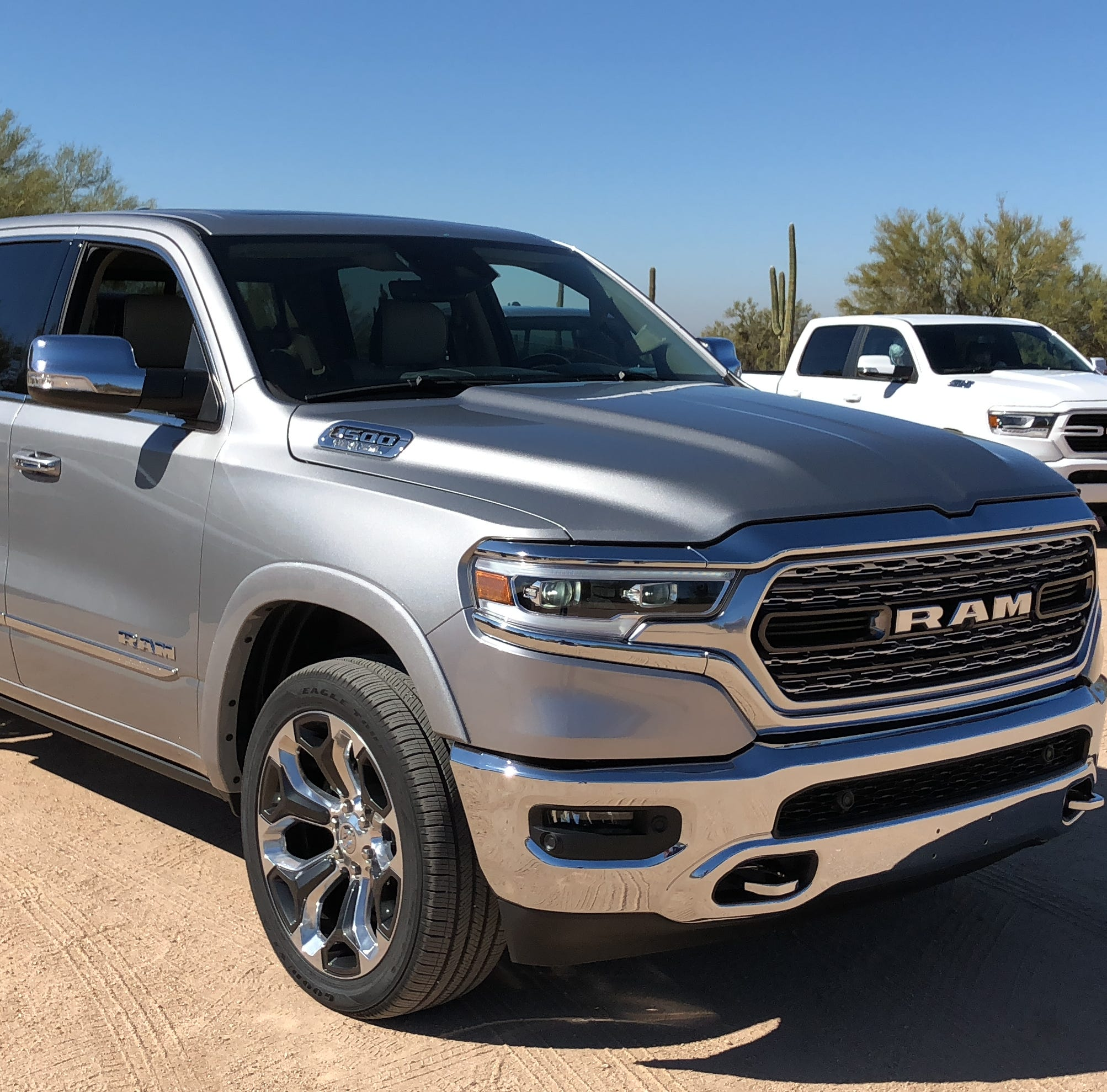 Ram 1500 pickup nabs first big win in the Truck War of 2018