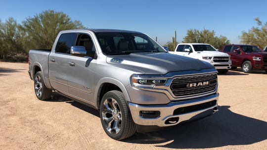 The 2019 Ram 1500 pickup got bragging rights with the coveted Truck of Texas award.