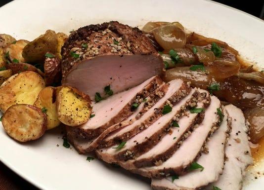 Roasted Pork Loin 16