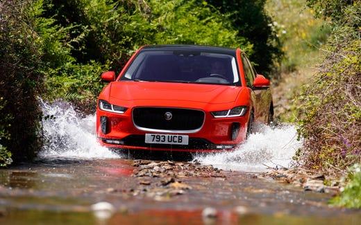 2019 Jaguar I Pace When Is A Good Electric Car Not A Good Car