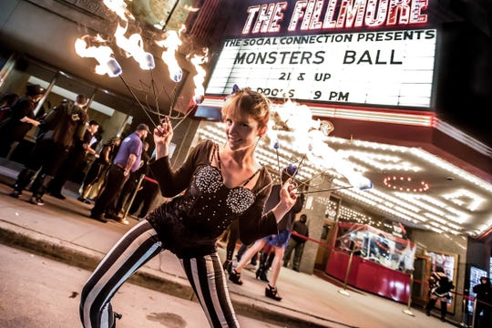The Monster's Ball returns to the Fillmore Detroit in 2018.