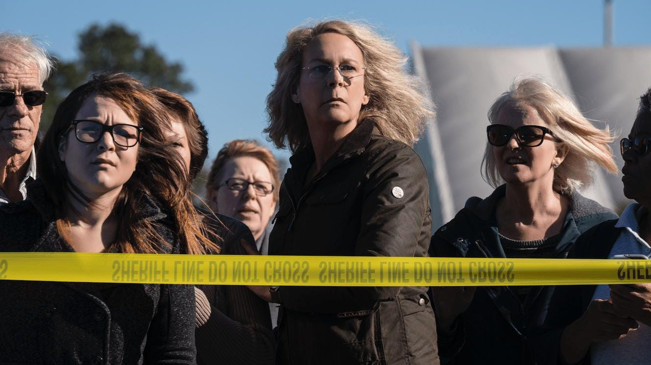 Image result for halloween 2018 laurie strode