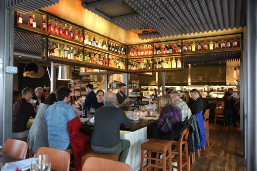 Detroits Shewolf Sets A New Standard For Local Italian Restaurants
