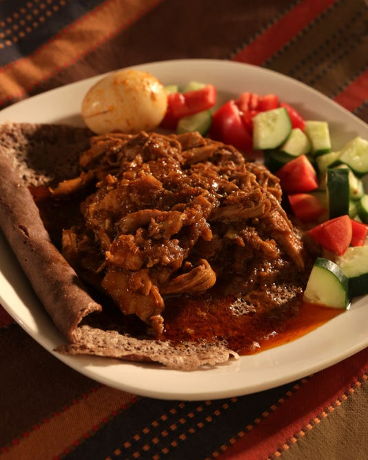 Iconic Ethiopian Food