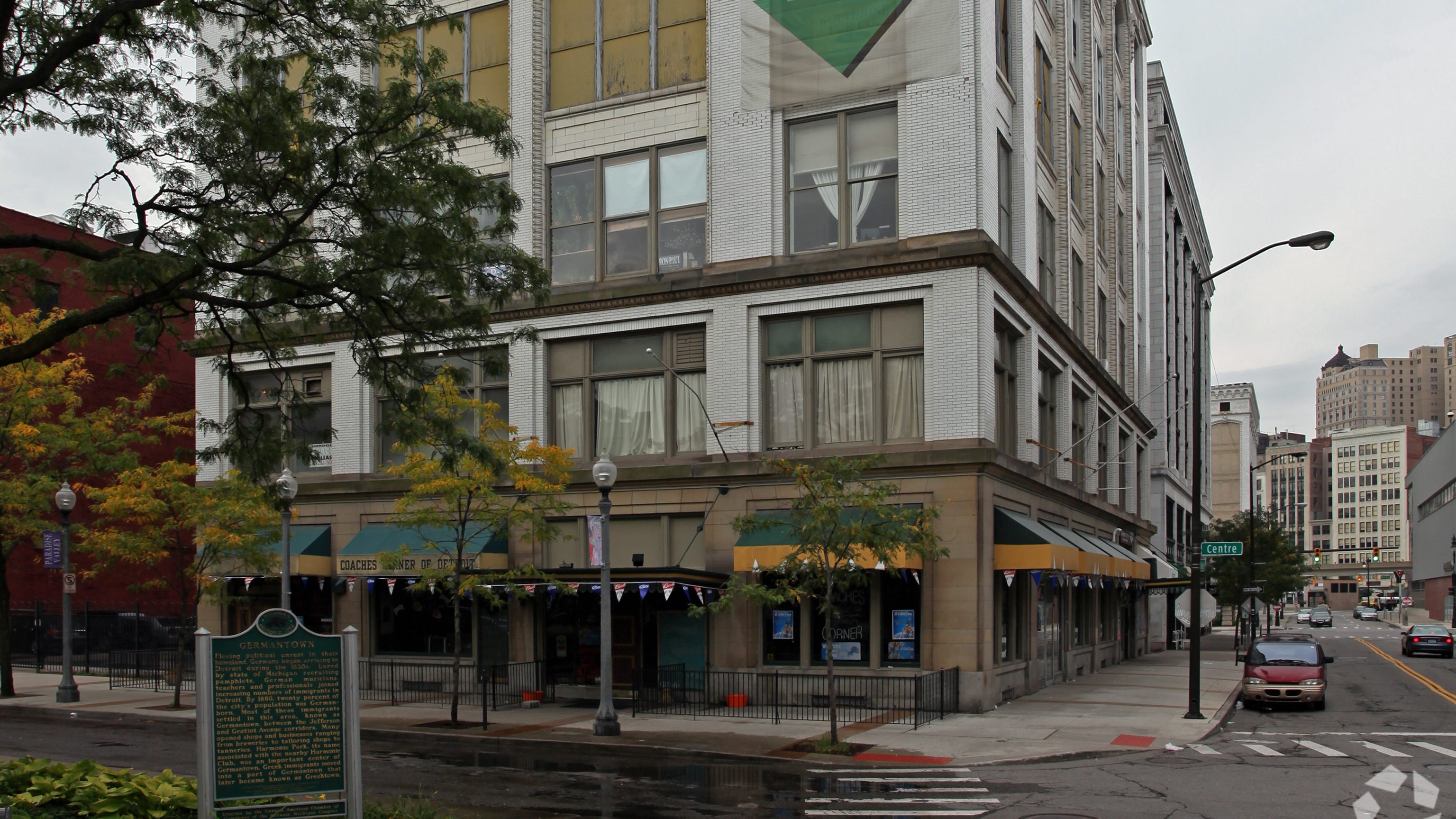 Auto supplier Lear sells downtown Detroit building for $13.2M