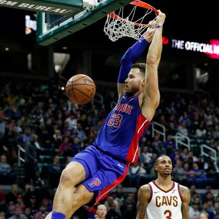Niyo: Funnyman Griffin embraces no-nonsense role with Pistons