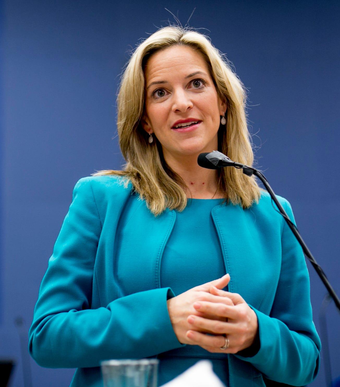 Secretary of State Jocelyn Benson