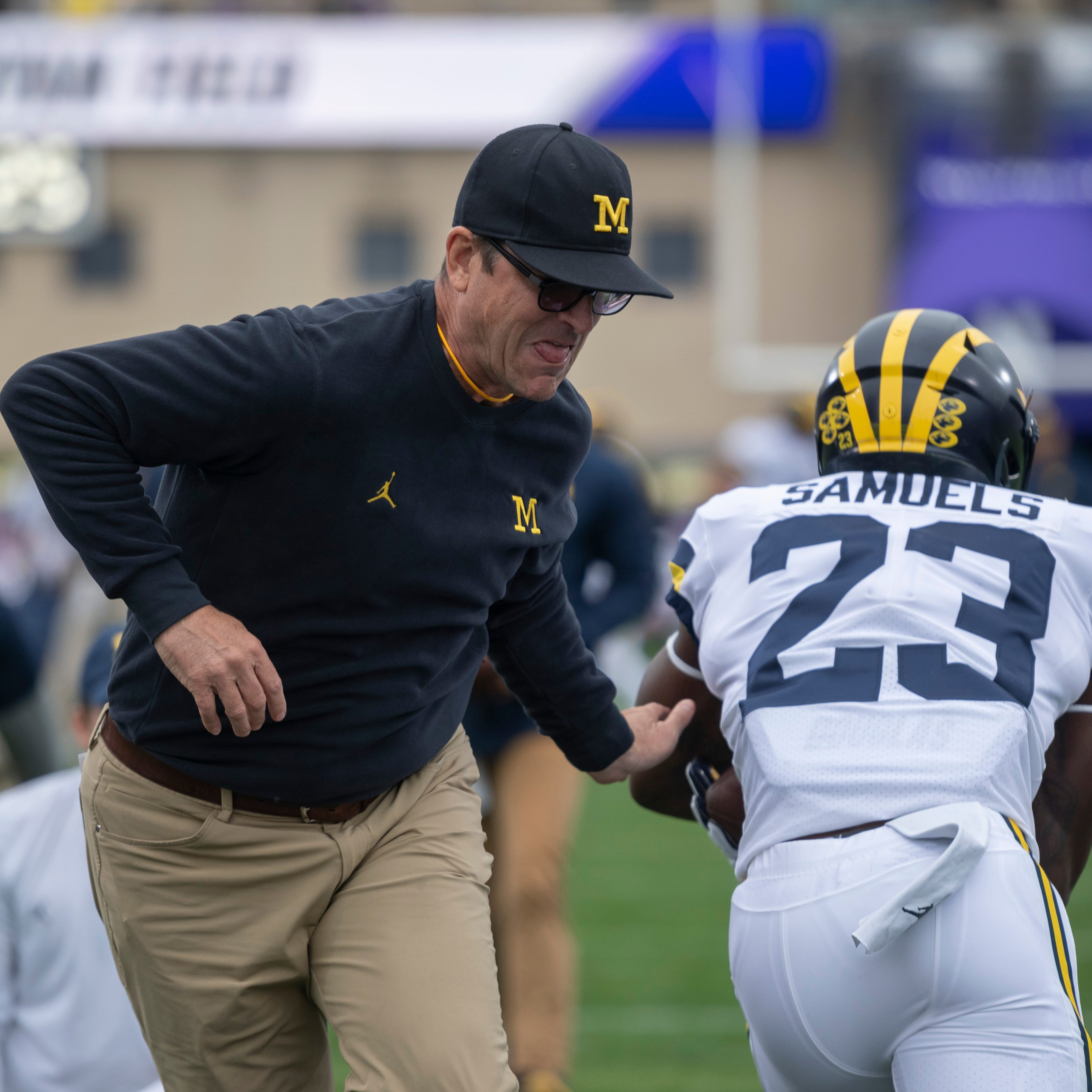 Michigan offense gets big boost from 'Barney-style' approach