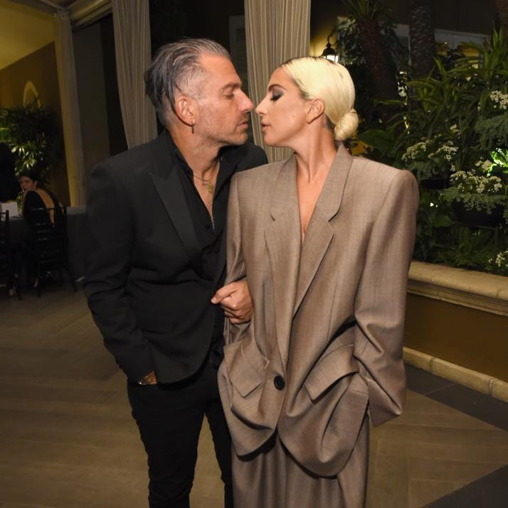 Grapevine: Lady Gaga confirms engagement