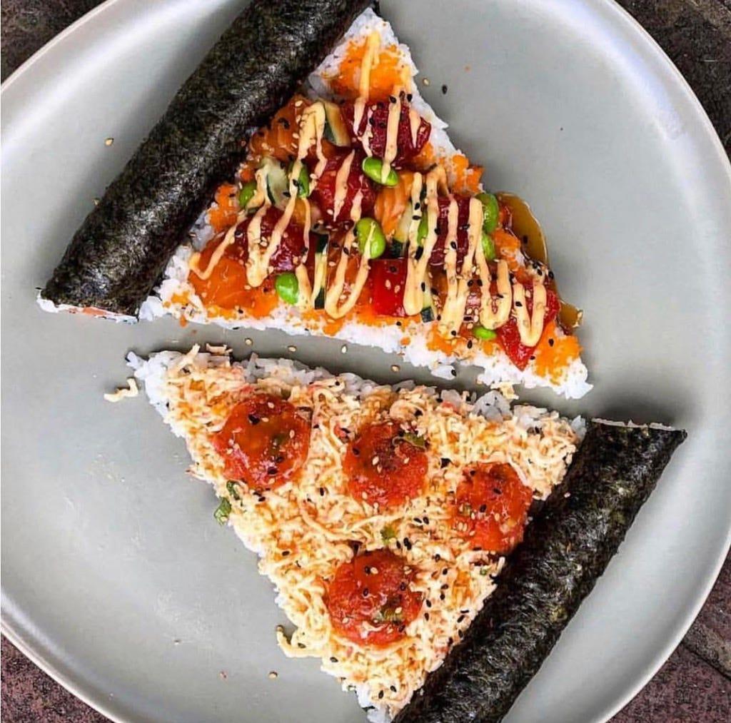 Poke Burri plans to bring uniquely shaped sushi to Detroit soon.