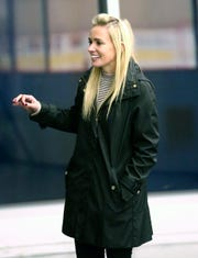 NWHL founder and commissioner Dani Rylan.