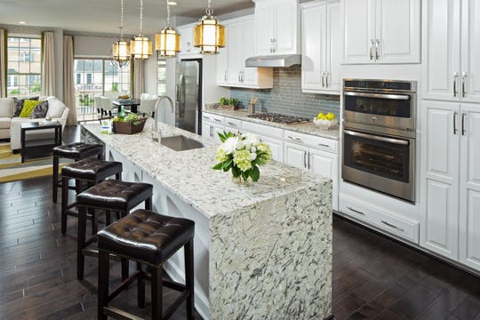 North Oaks townhomes require no time-consuming renovations after moving in.