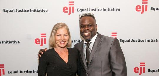 Debbie Baigre and Ian Manuel