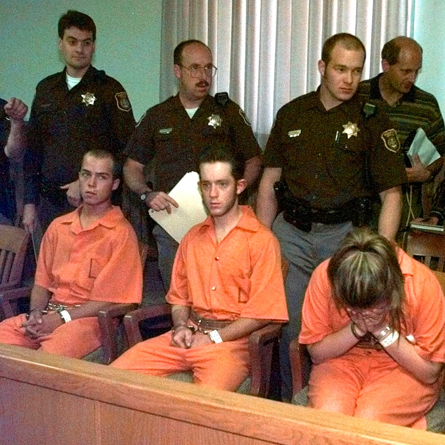 Letter from Matthew Shepard's killer: 'Blame everything on me'