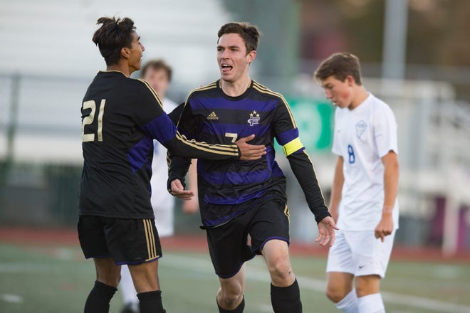 The Fort Collins boys soccer team plays Rocky Mountain at 4 p.m. Saturday at French Field.