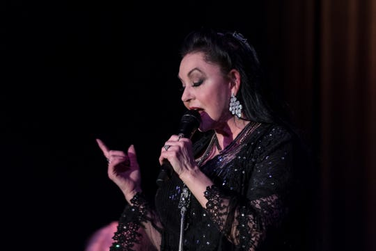 Country star Crystal Gayle performed March 23, 2018, at Southwest Florida Event Center in Bonita Springs.