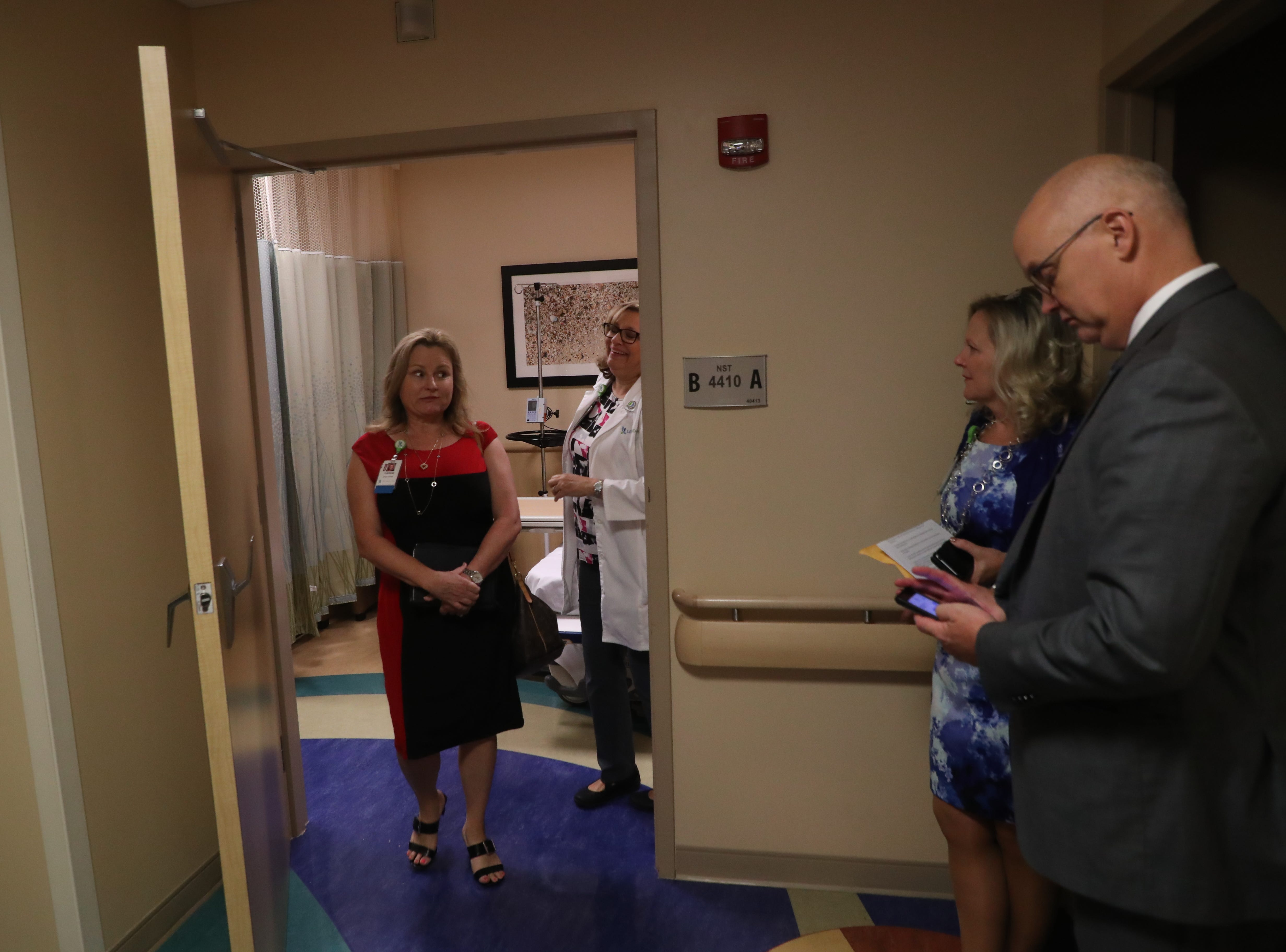 Lee Health is expanding its obstetrical services  and renovating OB rooms at HealthPark Medical Center. The health system will now feature 107 OB beds, and all of the newly renovated rooms at HPMC will be fully private with family sleep capabilities. This transition will create 10 additional beds across the health system and as of March 1, 2019, the obstetrical service line currently offered at Gulf Coast Medical Center will be transferred to HealthPark.