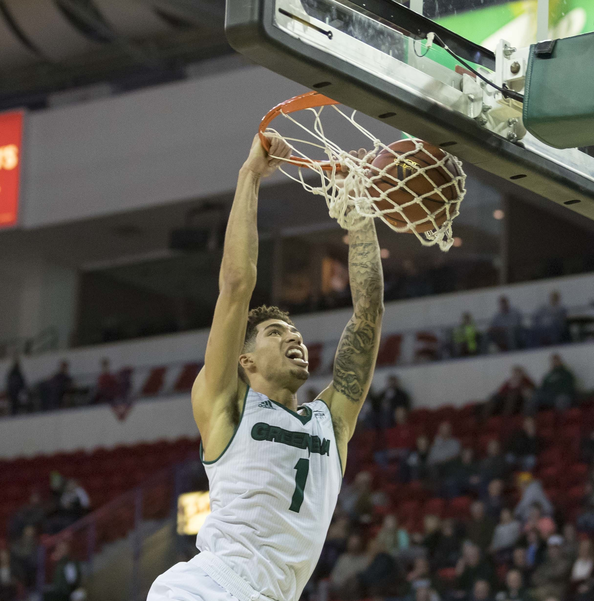 UWGB, Seymour star Sandy Cohen III earns Horizon League preseason honors