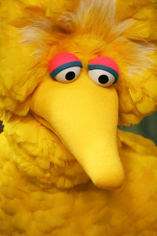 Caroll Spinney Big Bird