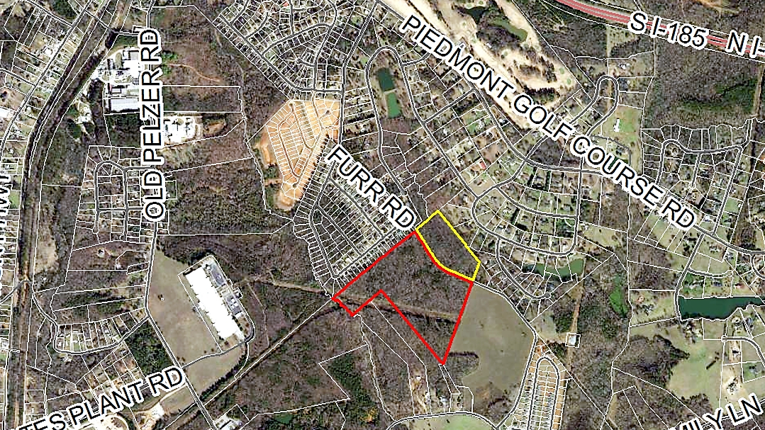 Descendants of W.C. Cleveland want to sell off and develop about 40 acres of land for affordable housing just south of Interstate 85 in PIedmont.