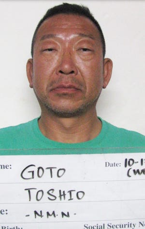 Toshio Goto