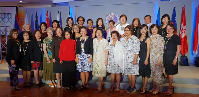 Guam delegation representatives from Guam Council of Women's Clubs, Association of American University Women, Chinese Ladies Association of Guam, Filipino Ladies Association of Guam, Guam Women's Club, International Women's Club of Guam, Rigalu Foundation, Soroptimist of the Marianas and Soroptimist of Guam  attended the 60th Anniversary of the Federation of Asian Women's Association in Manila, Philippines from September 26-30, 2018.  The Convention took place at Hotel Jen in Pasay City, Manila.