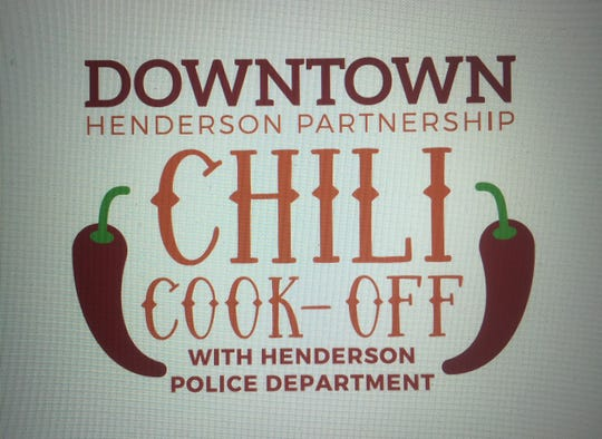 The Downtown Henderson Partnership Chili Cook-Off is coming up Saturday in conjunction with the Fall Market.