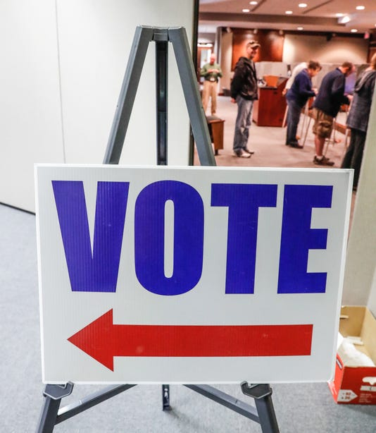 Early Voters Are Signing Up In Record Numbers